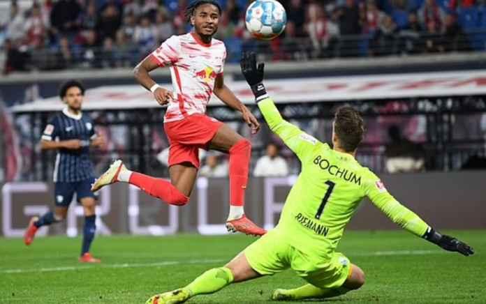Real Madrid Dapat Peluang Datangkan Gelandang Leipzig Akhir Musim Ini