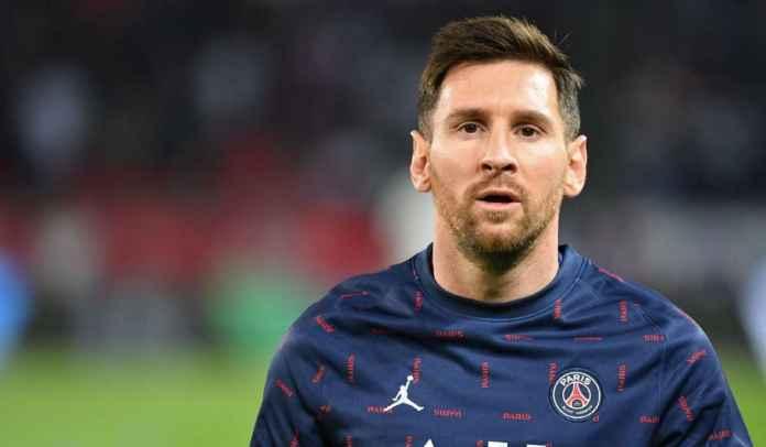 Bek Prancis Kolektor Jersey Ini Sebut Sekarang Bertahan Lawan Messi Sangat Gampang