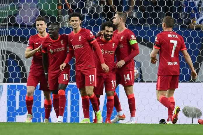 Liverpool Percaya Diri Bisa Kalahkan Manchester City