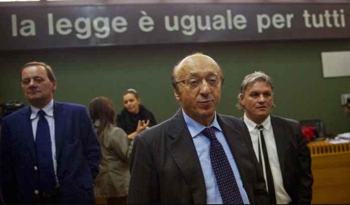 Luciano Moggi Akui Sempat Ingin Bunuh Diri Gara-Gara Kasus Calciopoli Serie A