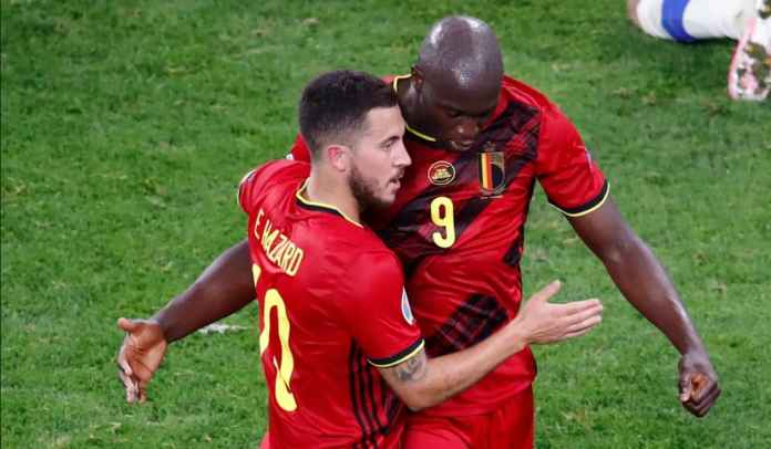 Belgia Pulangkan Romelu Lukaku & Eden Hazard Lebih Cepat dari UEFA Nations League