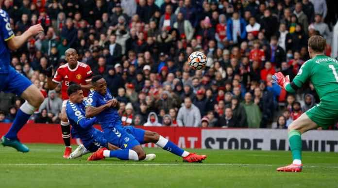 Everton Kehilangan 6 Pemain Utama Akibat Cedera, Eh Tetap Saja Man Utd Gagal Menang
