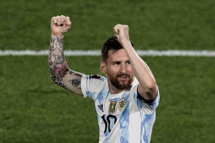 Messi Dinilai Scaloni Telah Berkembang dengan Timnas Argentina