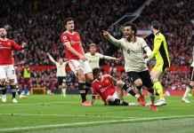 Hattrick ke Gawang Man Utd di Old Trafford, Mohamed Salah Pecah Rekor Selama 18 Tahun