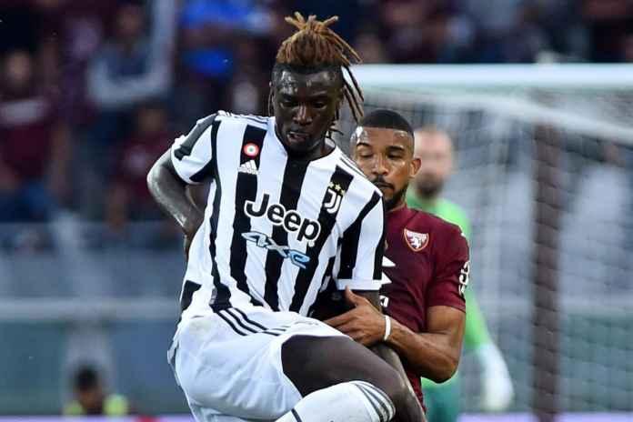 Moise Kean Bakal Jadi Andalan Juventus Jangka Panjang
