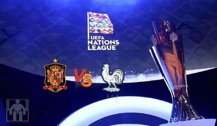 Prediksi Spanyol vs Prancis, Final UEFA Nations League, Senin 11 Oktober 2021