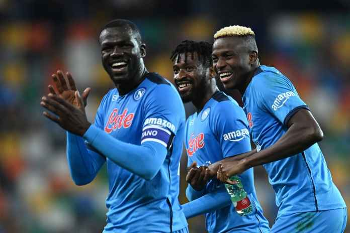 Napoli Dijagokan Eks Real Madrid Raih Scudetto
