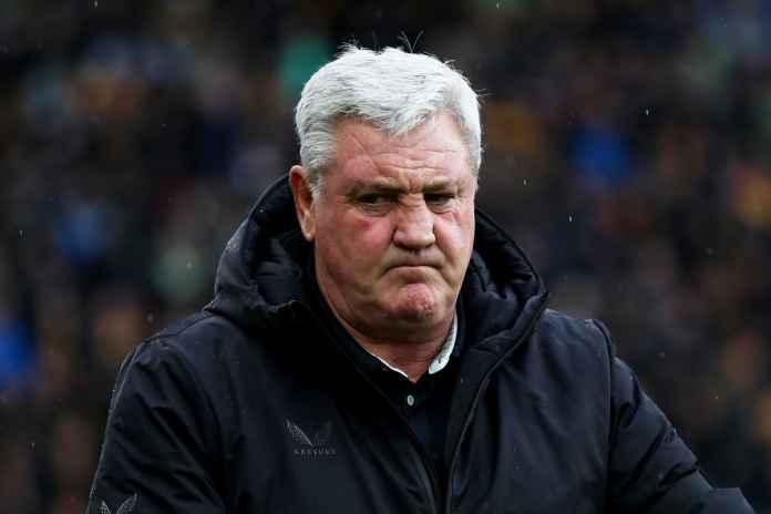 Newcastle United Didesak Jangan Pecat Steve Bruce