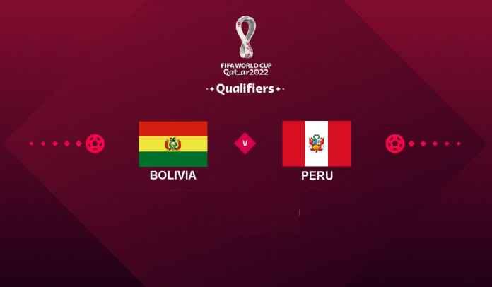 Prediksi Bolivia vs Peru, Kualifikasi Piala Dunia 2022, Senin 11 Oktober 2021