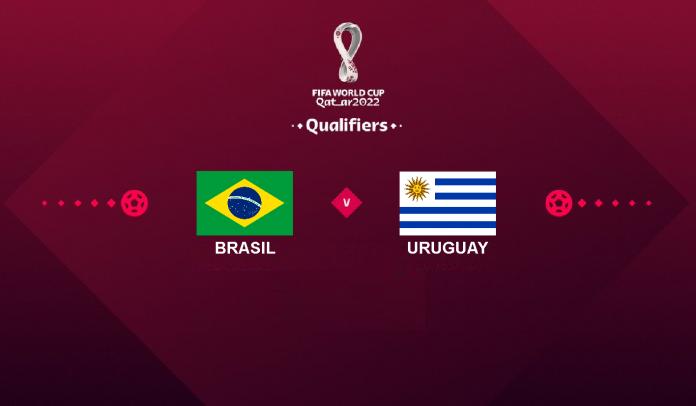 Prediksi Brasil vs Uruguay, Kualifikasi Piala Dunia 2022, Jumat 15 Oktober 2021