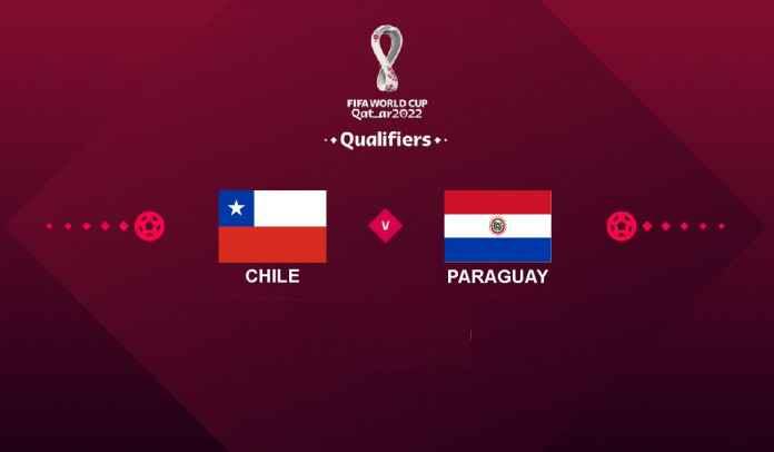 Prediksi Chile vs Paraguay, Kualifikasi Piala Dunia 2022, Senin 11 Oktober 2021