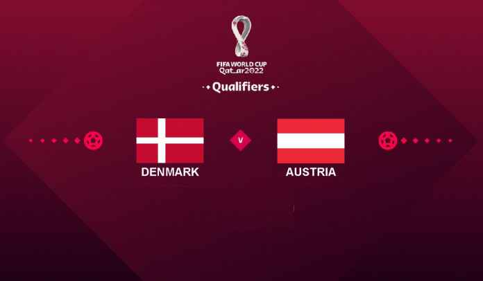 Prediksi Denmark vs Austria, Kualifikasi Piala Dunia 2022, Rabu 13 Oktober 2021