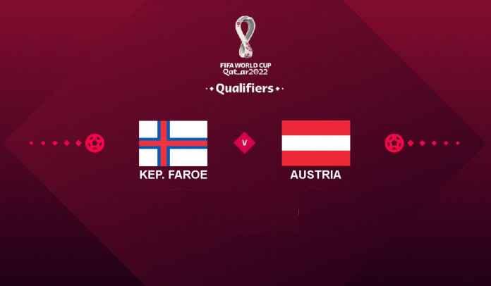 Prediksi Kepulauan Faroe vs Austria, Kualifikasi Piala Dunia 2022, Minggu 10 Oktober 2021