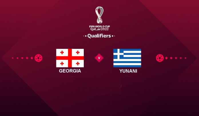 Prediksi Georgia vs Yunani, Kualifikasi Piala Dunia 2022, Sabtu 9 Oktober 2021