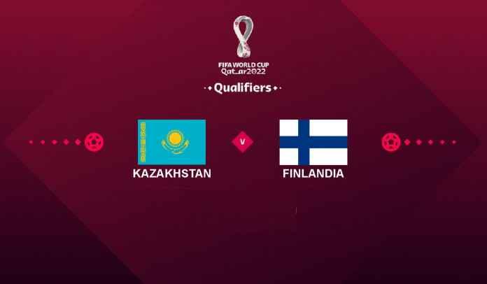 Prediksi Kazakhstan vs Finlandia, Kualifikasi Piala Dunia 2022, Selasa 12 Oktober 2021