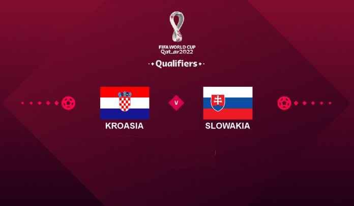 Prediksi Kroasia vs Slowakia, Kualifikasi Piala Dunia 2022, Selasa 12 Oktober 2021