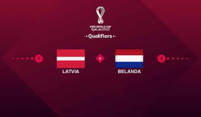 Prediksi Latvia vs Belanda, Kualifikasi Piala Dunia 2022, Sabtu 9 Oktober 2021