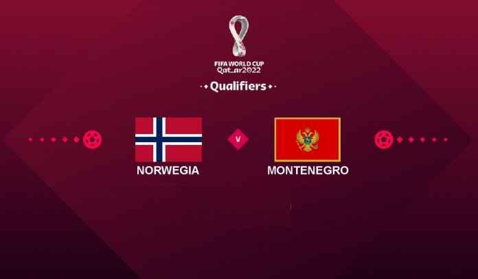 Prediksi Norwegia vs Montenegro, Kualifikasi Piala Dunia 2022, Selasa 12 Oktober 2021