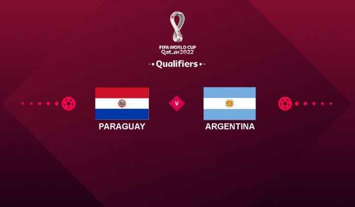 Prediksi Paraguay vs Argentina, Kualifikasi Piala Dunia 2022, Jumat 8 Oktober 2021