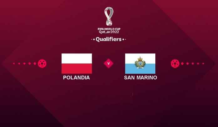 Prediksi Polandia vs San Marino, Kualifikasi Piala Dunia 2022, Minggu 10 Oktober 2021