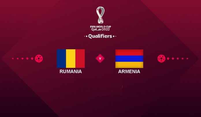 Prediksi Rumania vs Armenia, Kualifikasi Piala Dunia 2022, Selasa 12 Oktober 2021