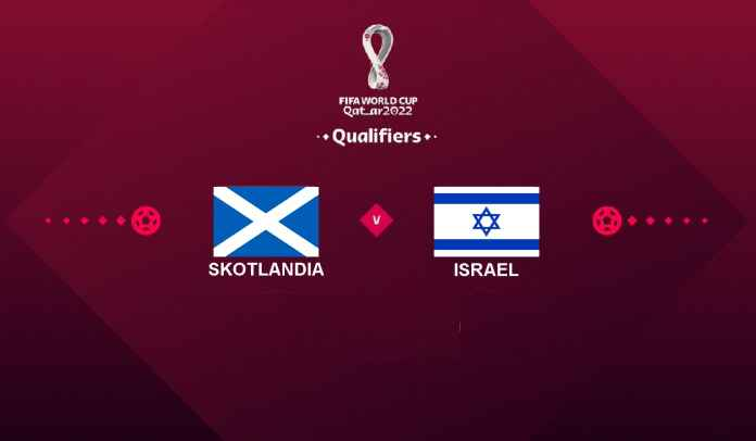Prediksi Skotlandia vs Israel, Kualifikasi Piala Dunia 2022, Sabtu 9 Oktober 2021