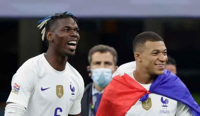 Real Madrid Optimis Bisa Rebut Duo Kylian Mbappe & Paul Pogba Secara GRATIS