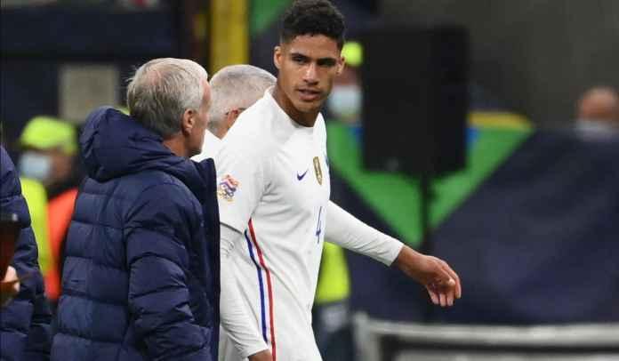 Harga Mahal Prancis Juara Nations League, Raphael Varane Cedera, Man Utd Pusing