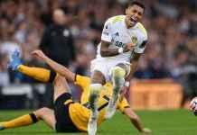 Raphinha Kecam Kualitas Wasit Liga Inggris Usai Cedera Selama Leeds vs Wolves