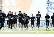 Daftar Skuad Real Madrid : Dani Carvajal & Eden Hazard Tersedia Untuk El Clasico