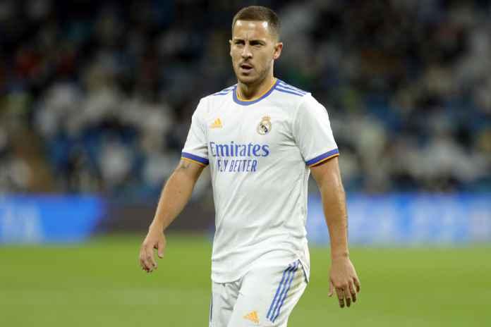 Real Madrid Ajukan Syarat ke Chelsea untuk Bisa Boyong Hazard