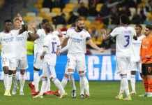 Main Aman, Ancelotti Andalkan Trio Gelandang Veteran, Ini Starting XI Madrid vs Barcelona
