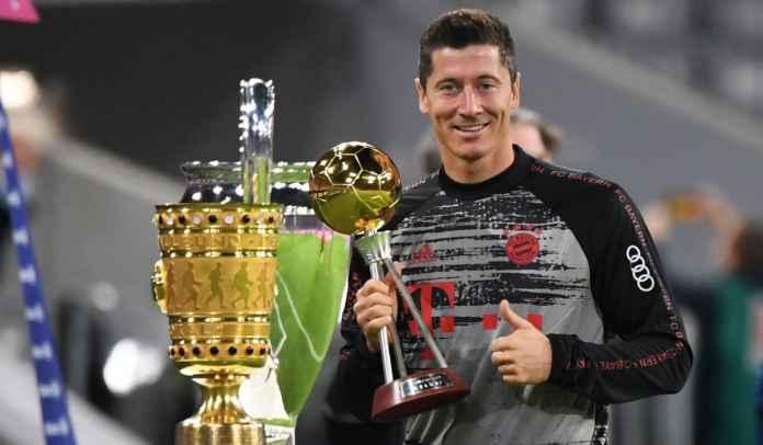 Soal Peluang Menangi Ballon d'Or 2021, Lewandowski : Biar Prestasi Saya yang Berbicara!