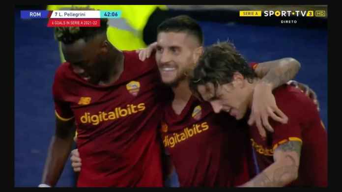 Hasil Roma Tadi Malam Bikin Mourinho Rayakan Kemenangan Nomor 9!