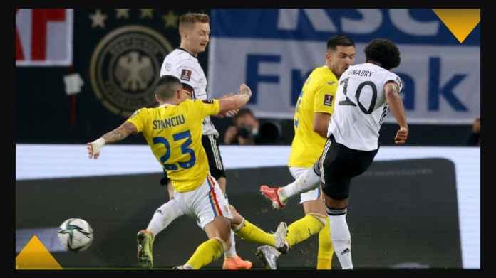 Hasil Jerman Tadi Malam, Dua Pemain Bayern Munchen Hindarkan Kekalahan Kedua Die Mannschaft