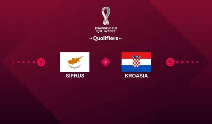 Prediksi Siprus vs Kroasia, Kualifikasi Piala Dunia 2022, Sabtu 9 Oktober 2021