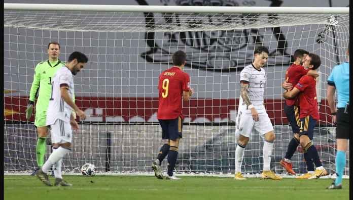 Jerman Ikut Terseret-seret Partai Semifinal UEFA Nations League Italia vs Spanyol