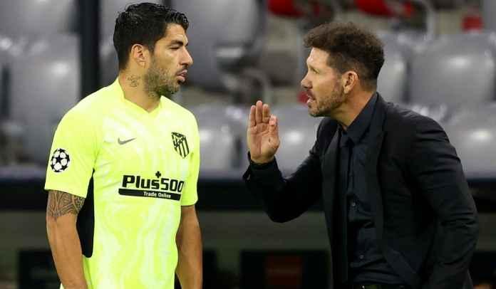 Simeone Akui Sempat Minta Suarez Bujuk Messi Untuk Gabung Atletico Madrid