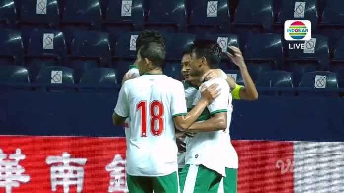 Hasil Taiwan vs Indonesia, Tim Garuda Lolos ke Babak Ketiga Kualifikasi Piala Asia 2023