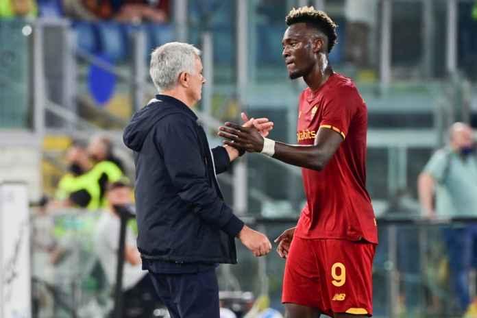 Tammy Abraham Harap Bisa Perkuat Roma Lawan Juventus