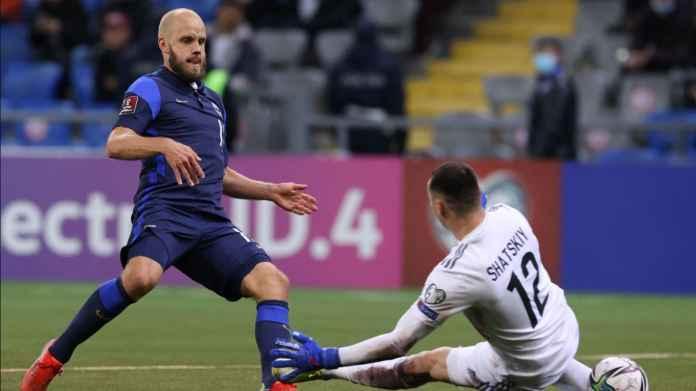 Penyerang Liga Inggris Bernama Mesum Beri Harapan Lolos Finlandia ke Piala Dunia 2022