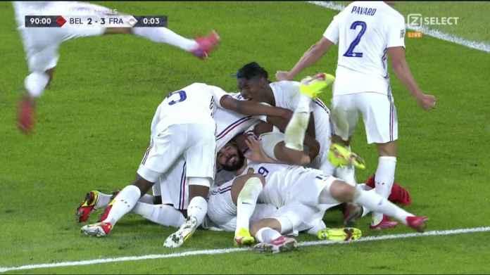 Dua Hernandez di Kubu Perancis, Satu Bikin Kebobolan, Satu Gol Kemenangan Atas Belgia Tadi Malam