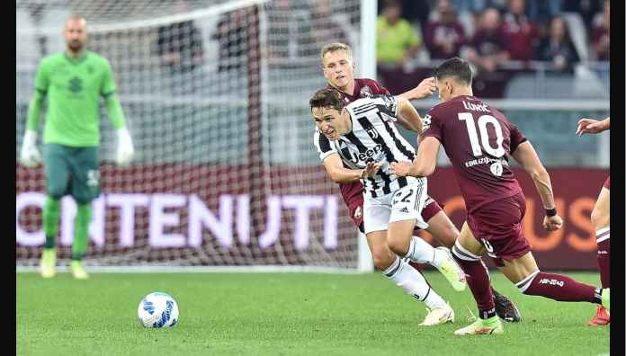 Hasil Juventus Tadi Malam, Bianconeri Naik ke Posisi 8 Klasemen Serie A