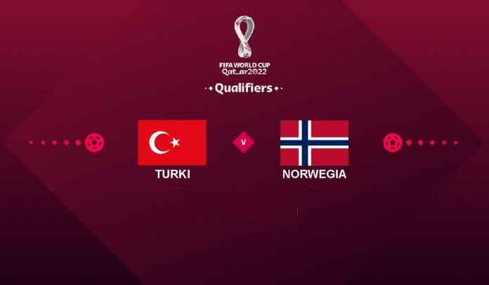 Prediksi Turki vs Norwegia, Kualifikasi Piala Dunia 2022, Sabtu 9 Oktober 2021