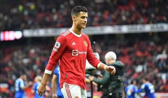Legenda Man Utd Kritik Tindakan Tantrum Cristiano Ronaldo Usai Diimbangi Everton