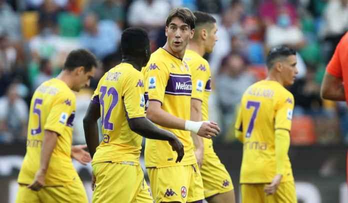 Presiden Fiorentina Umumkan Vlahovic Tidak Perpanjang Kontrak, Klub Elit Eropa Siaga