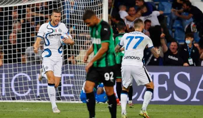 Edin Dzeko Tak Terkejut Lihat Performa Dahsyat Inter Milan di Awal Musim Ini