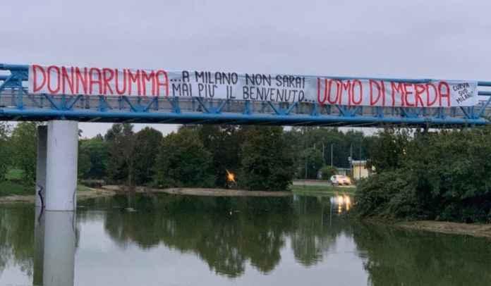 Jelang Nations League, Fans Milan : Gianluigi Donnarumma Tidak Diterima di San Siro!