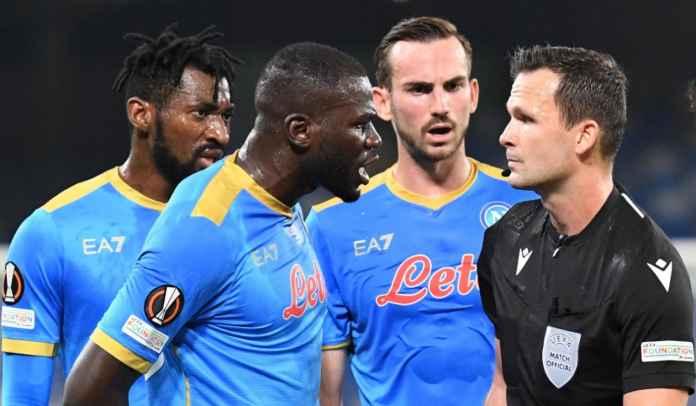 Kalidou Koulibaly Akui Konsentrasi Napoli Terbelah Usai Dipermalukan Spartak Moscow