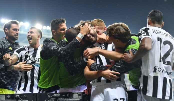 Manuel Locatelli Ungkap Kebahagiannya Usai Cetak Gol Kemenangan Bagi Juventus